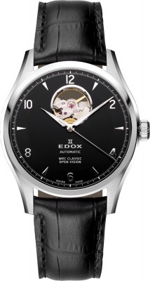 Edox WRC Classic Automatic Open Vision 85015 3 NIN watch picture