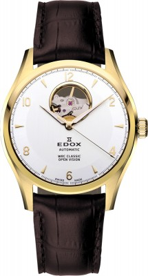Edox WRC Classic Automatic Open Vision 85015 37J AID watch picture