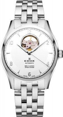 Edox WRC Classic Automatic Open Vision 85016 3 AIN watch picture