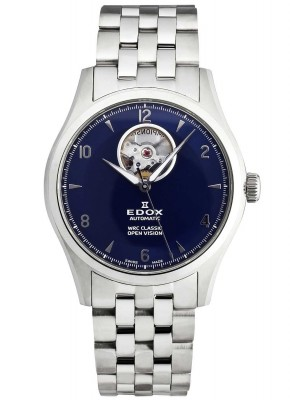 Edox WRC Classic Automatic Open Vision 85016 3 BUIN watch picture