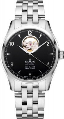Edox WRC Classic Automatic Open Vision 85016 3 NIN watch picture