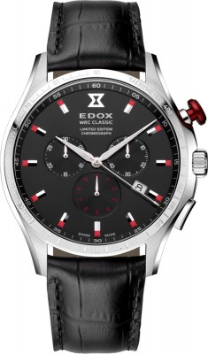Edox WRC Classic Chronograph Limited Edition 10407 3N NIN watch picture