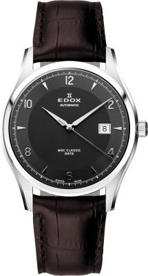 Edox WRC Classic Date Automatic 80086 3 GIN watch picture