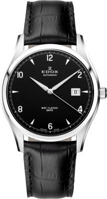 Edox WRC Classic Date Automatic 80086 3 NIN watch picture