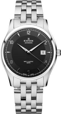 Edox WRC Classic Date Automatic 80087 3 GIN watch picture