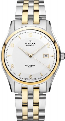 Edox WRC Classic Date Automatic 80087 357J AID watch picture