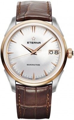 Eterna 1948 Legacy Big Date Automatic with 18kt Gold 7681.47.11.1320 watch picture