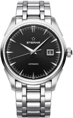 Eterna 1948 Legacy Date 2951.41.40.1700 watch picture
