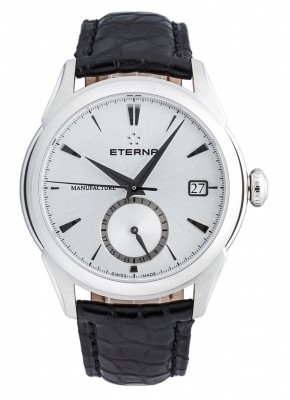 Eterna 1948 Legacy GMT Manufacture Automatic 7680.41.11.1175 watch picture