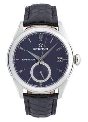 Eterna 1948 Legacy Manufacture GMT Automatic 7680.41.81.1175 watch picture