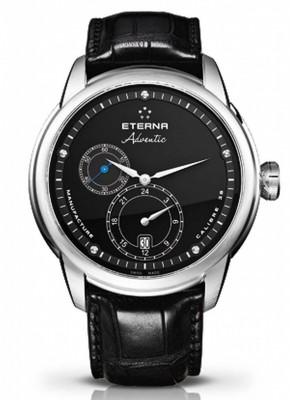 Eterna Adventic GMT Manufaktur Werk Automatic 7660.41.46.1273 watch picture