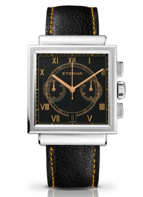 Eterna Heritage 1938 Chronograph Limited Edition 1938.41.45.1250 watch picture