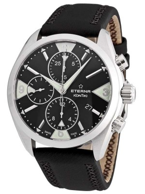 Eterna KonTiki Chronograph Automatic 1240.41.43.1184 watch picture