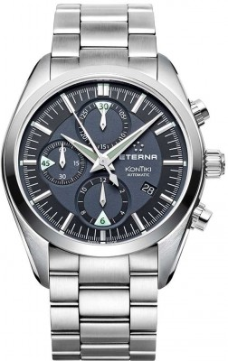 Eterna Kontiki Chronograph Automatic 1241.41.41.0217 watch picture