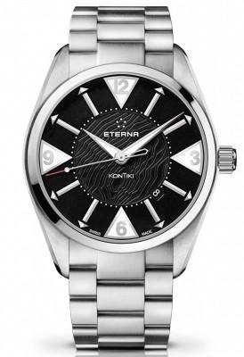 Eterna KonTiki Date Automatic 1220.41.43.0268 watch picture