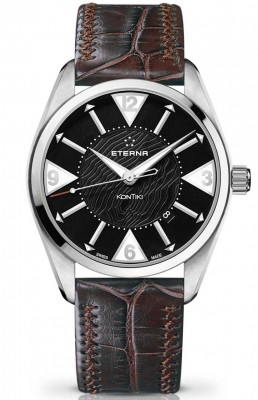 Eterna KonTiki Date Automatic 1220.41.43.1183 watch picture