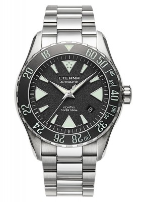 Eterna KonTiki Diver Date Automatic 1290.41.49.1753 watch picture