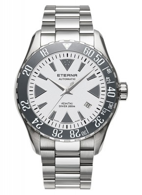 Eterna KonTiki Diver Date Automatic 1290.41.59.1753 watch picture