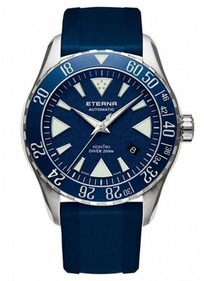 Eterna KonTiki Diver Date Automatic 1290.41.89.1418 watch picture