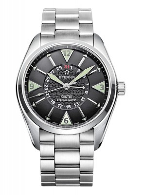 Eterna KonTiki FourHands Automatic 1592.41.41.0217 watch picture