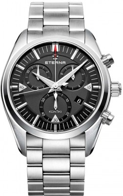 Eterna Kontiki Quartz Chronograph 1250.41.41.0217 watch picture