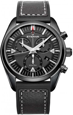 Eterna Kontiki Quartz Chronograph 1250.43.41.1308 watch picture