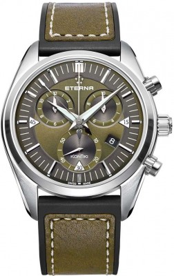 Eterna Kontiki Quartz Chronograph Ausstellungsstuck 1250.41.50.1360 watch picture