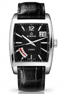Eterna Madison EightDays 7720.41.43.1228 watch picture
