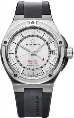 Eterna Royal KonTiki GMT 7740.40.11.1289 watch picture