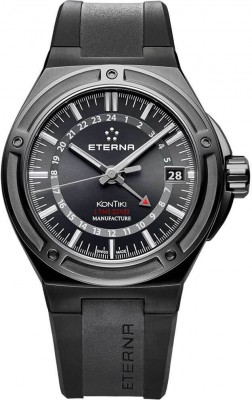 Eterna Royal KonTiki GMT 7740.43.41.1289 watch picture