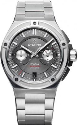 Eterna Royal KonTiki Manufacture Chronograph 7755.40.50.0280 watch picture