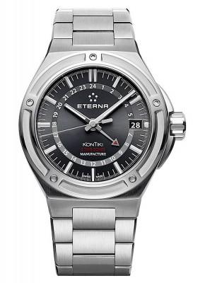 Eterna Royal KonTiki Manufacture GMT 7740.41.41.0280 watch picture