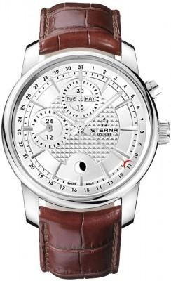Eterna Soleur Mondphase Chronograph Automatic 8340.41.17.1185 watch picture