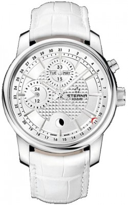 Eterna Soleur Moonphase Chronograph Automatic 8340.41.17.1226 watch picture