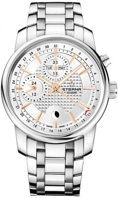Eterna Soleur Moonphase Chronograph Automatic 8340.41.18.1225 watch picture