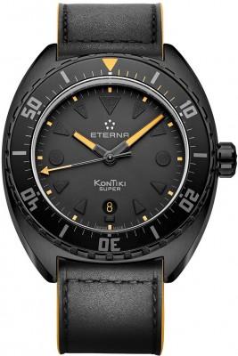 Eterna Super KonTiki Black Limited Edition 1273.43.41.1365L watch picture