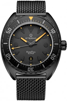 Eterna Super KonTiki Black Limited Edition 1273.43.41.1365M watch picture