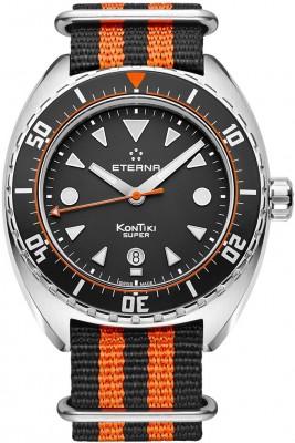 Eterna Super Kontiki Date Automatic 1273.41.46.1364 watch picture