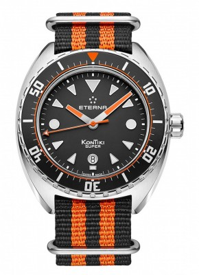 Eterna Super Kontiki Date Limited Edition Automatic 1273.41.46.13641 watch picture