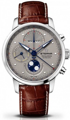 Eterna Tangaroa Mondphase Chronograph 2949.41.16.1260 watch picture