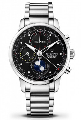Eterna Tangaroa Mondphase Chronograph 2949.41.46.0277 watch picture