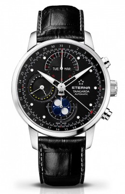Eterna Tangaroa Mondphase Chronograph 2949.41.46.1261 watch picture