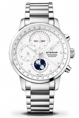 Eterna Tangaroa Mondphase Chronograph 2949.41.66.0277 watch picture