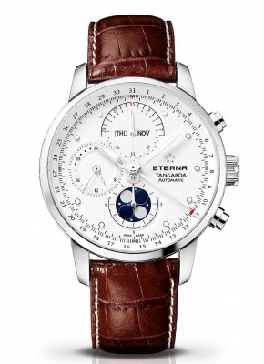 Eterna Tangaroa Mondphase Chronograph 2949.41.66.1260 watch picture