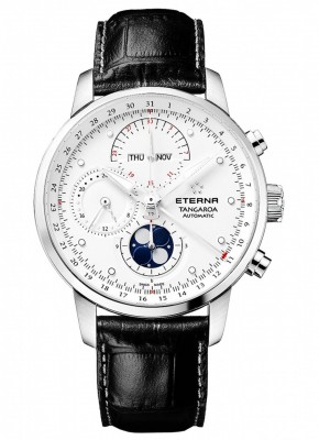 Eterna Tangaroa Mondphase Chronograph 2949.41.66.1261 watch picture