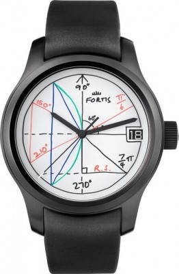 Fortis 2Pi Rolf Sachs Automatic Limited Edition 655.18.92 K watch picture