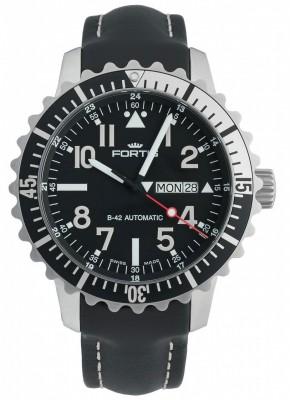 Fortis Aquatis Marinemaster DayDate Classic 670.17.41 L.01 watch picture