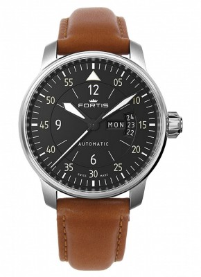 Fortis Aviatis Cockpit One 704.21.18 L.28 watch picture