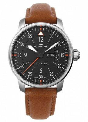 Fortis Aviatis Cockpit Two 704.21.19 L.28 watch picture