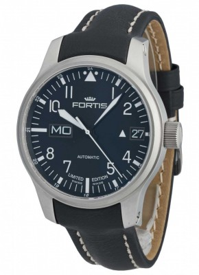Fortis Aviatis F43 Recon Big DayDate Limited Edition 700.10.81 L.01 watch picture